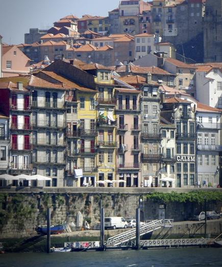 Porto from Gaia