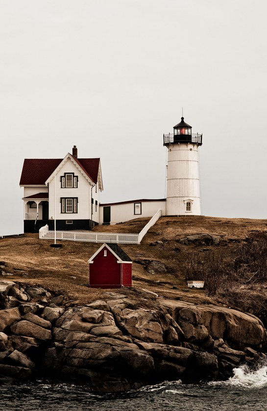 The Nubble Lighthouse