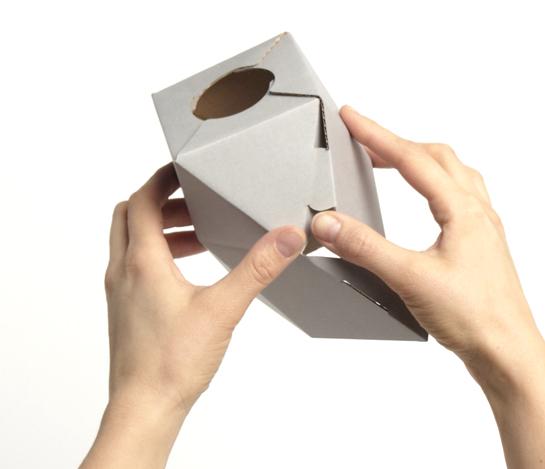 folding vase