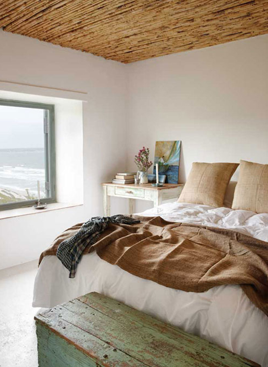 paternoster cottage bedroom