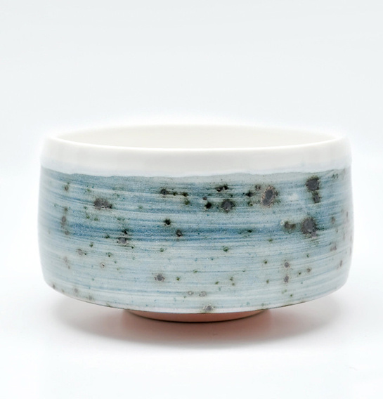 Fiess Blue Tea Bowl