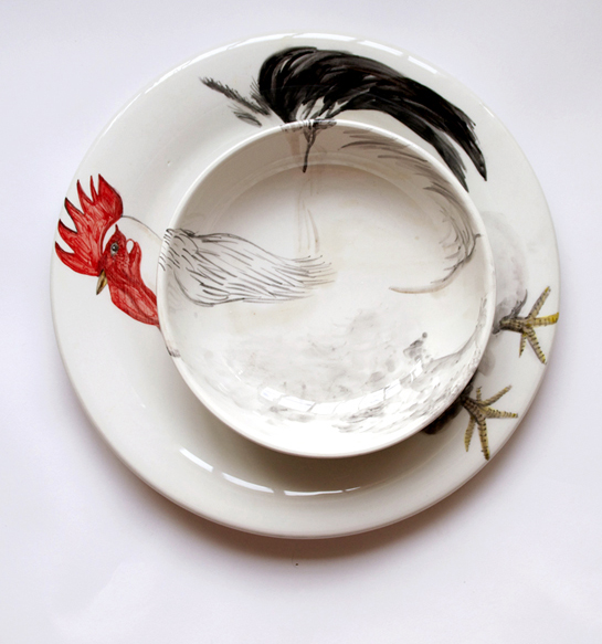 gallo by nuria blanco