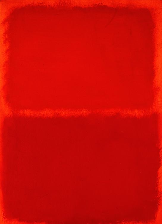 Mark Rothko Red
