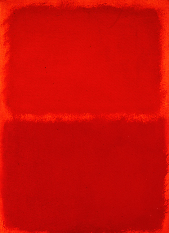 Mark Rothko Red