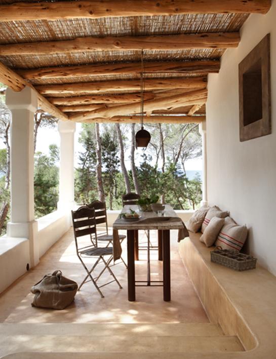 Formentera house by Enrique Menossi