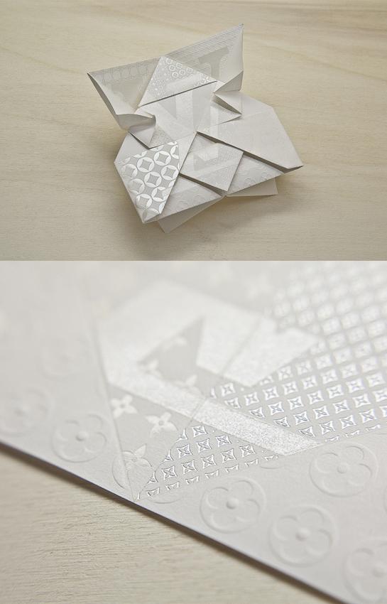 Louis Vuitton invitation 1