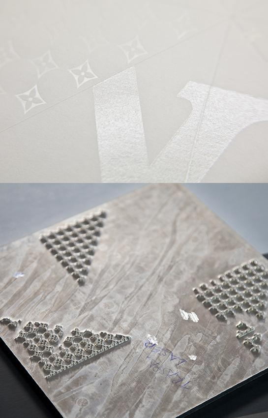 Louis Vuitton invitation 3