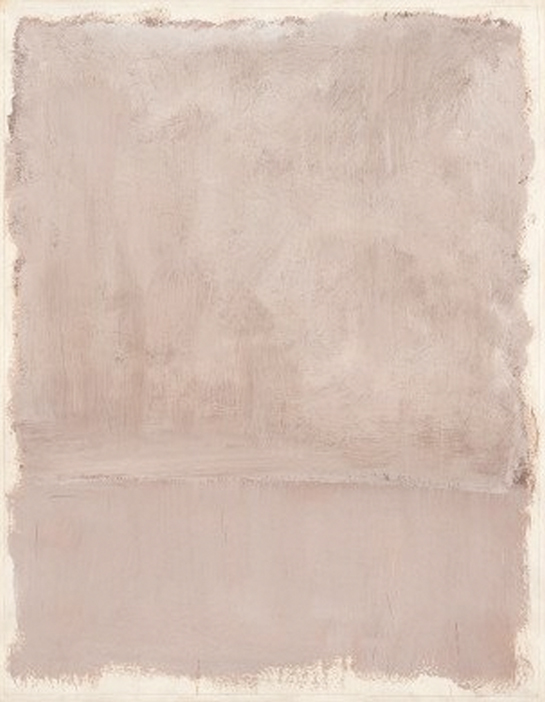 Mark Rothko, Untitled, 1969, Acrylic on paper,