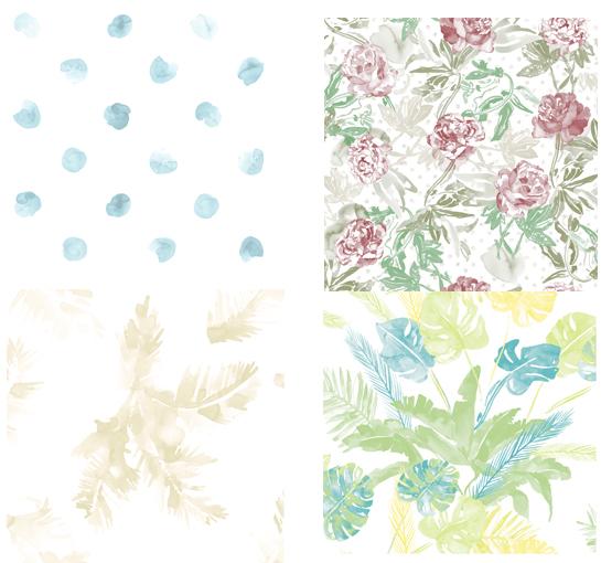 Lara Costafedra Coordonee patterns