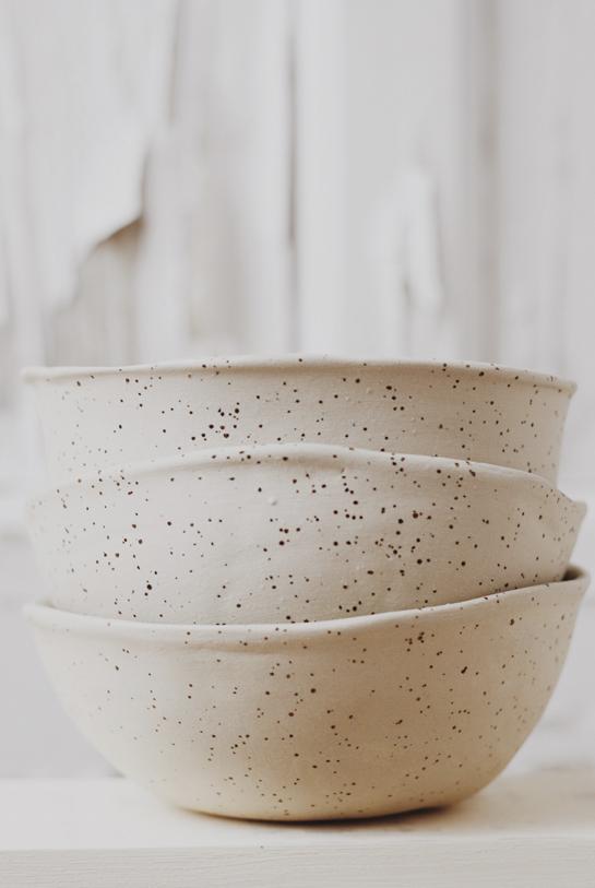 Bonjour piezas ceramica