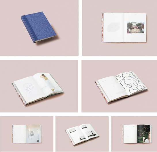 Paloma Wool, 14-14 book design