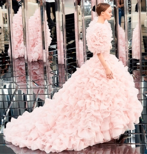Chanel Haute CoutureShow