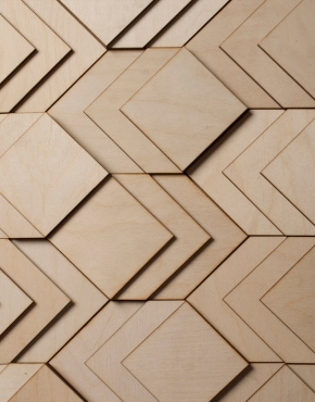 Wood Layering and Surface Design