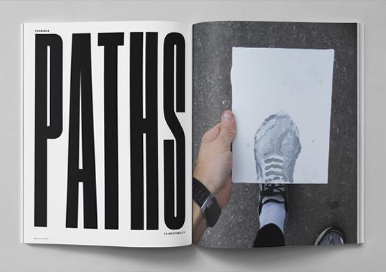 Elephant Magazine Paths by Atlas
