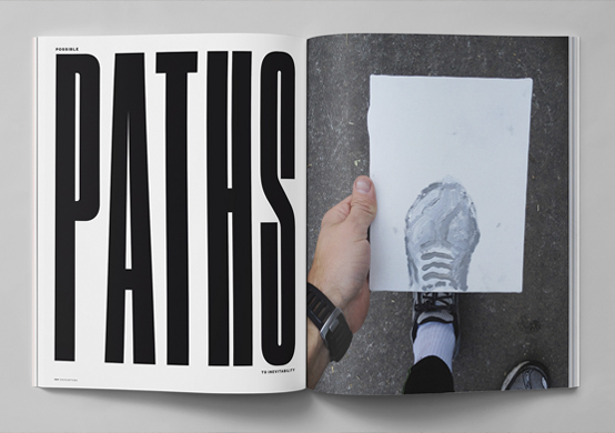 Elephant Magazine Paths by Atlas