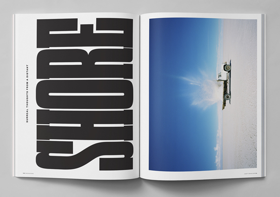 Elephant Magazine Shore by Atlas