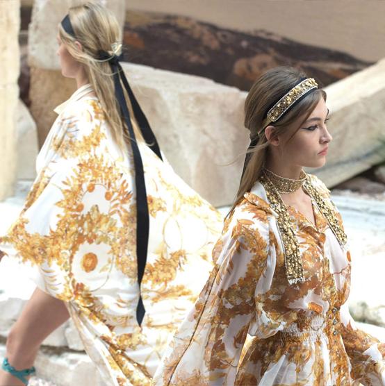 Chanel Crusie 17-18 Catwalk 2 copia