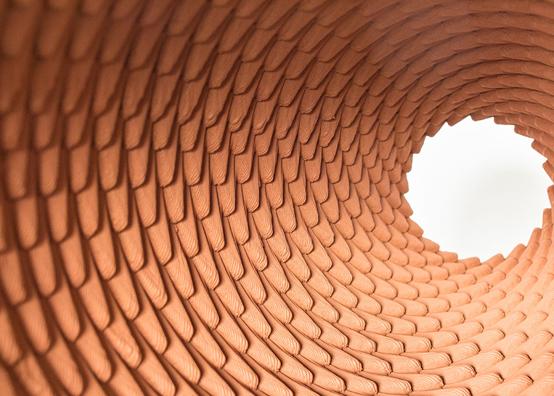 Olivier van Herpt 3D ceramics texture