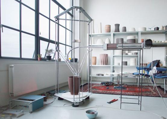 Olivier van Herpt 3D Printer