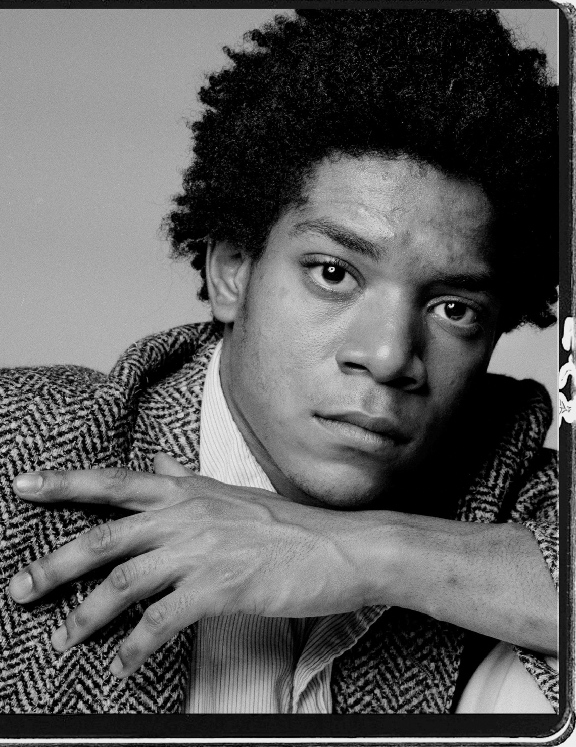 Basquiat by Richard Corman 02