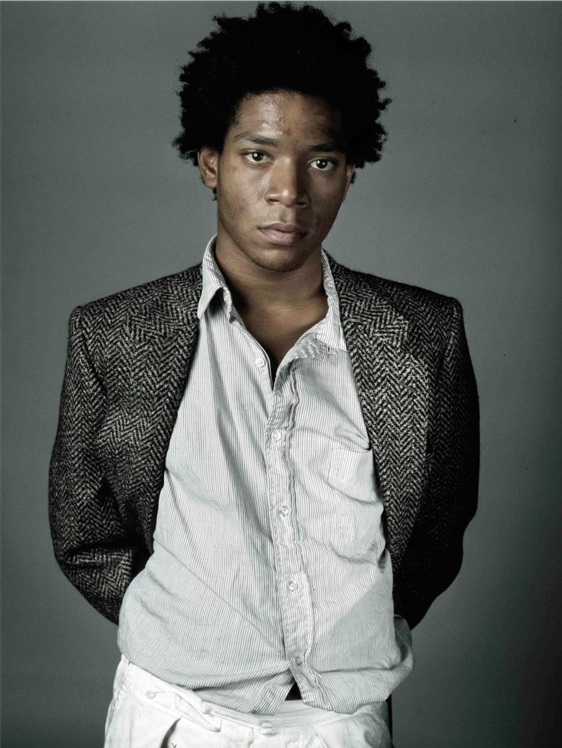 Basquiat by Richard Corman 03