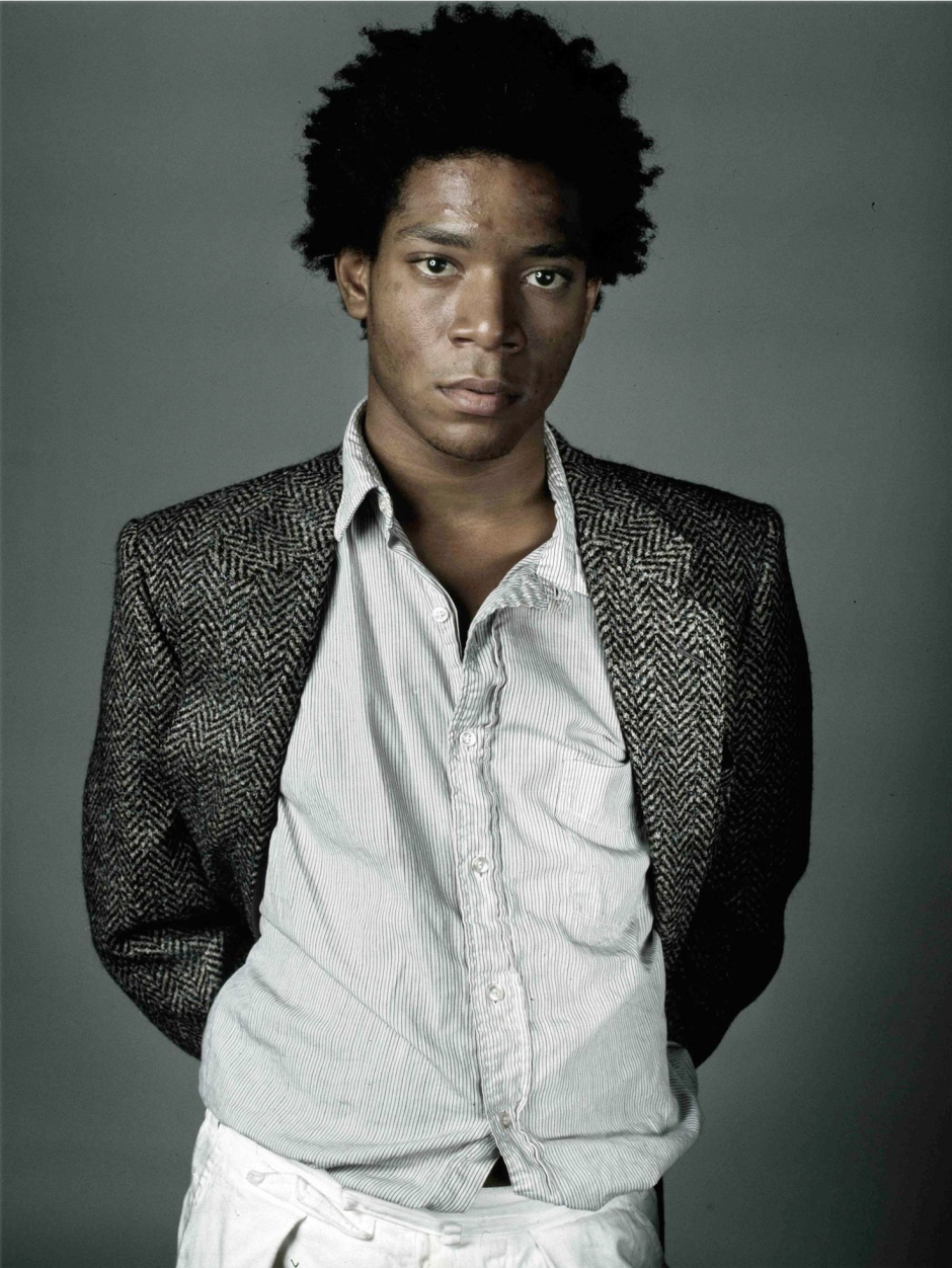 Basquiat by Richard Corman 03